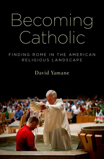 Becoming Catholic Cover