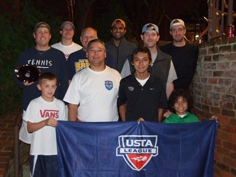 USTA League Tennis Combo