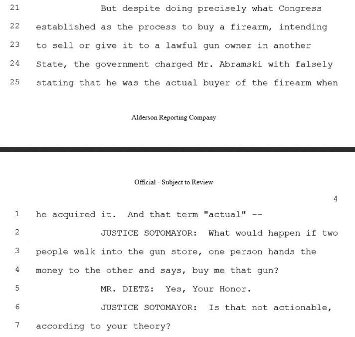 Abramski Transcript 1